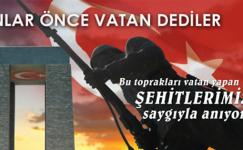Çanakkale ŞEHİTLERİ İçin Mevlidi Şerif.