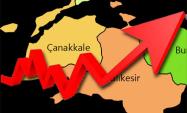 Güney Marmara enflasyonu Putin`i de umursamadı!