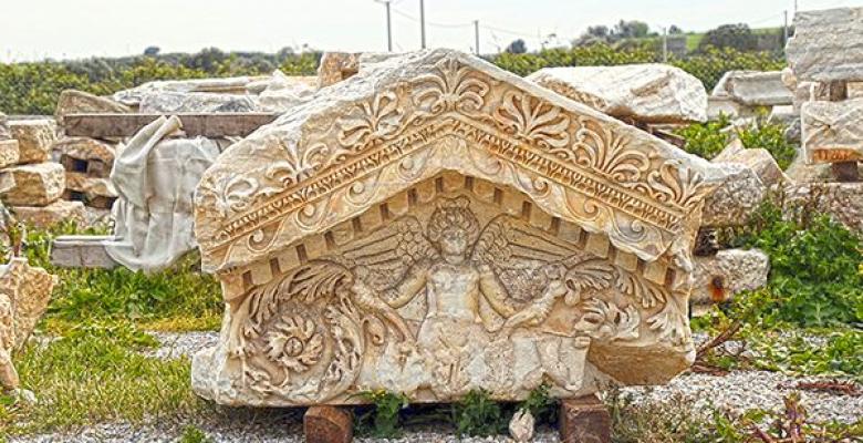 Parion Antik Kenti turizme açılıyor