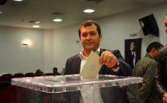 Biga Muhtarlar Derneği Başkanı Ayhan Ferah oldu