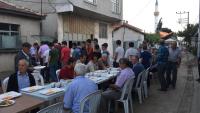 Bu Yıl Ramazan ayında düzenlenen mahalle iftarının 2.si yapıldı.