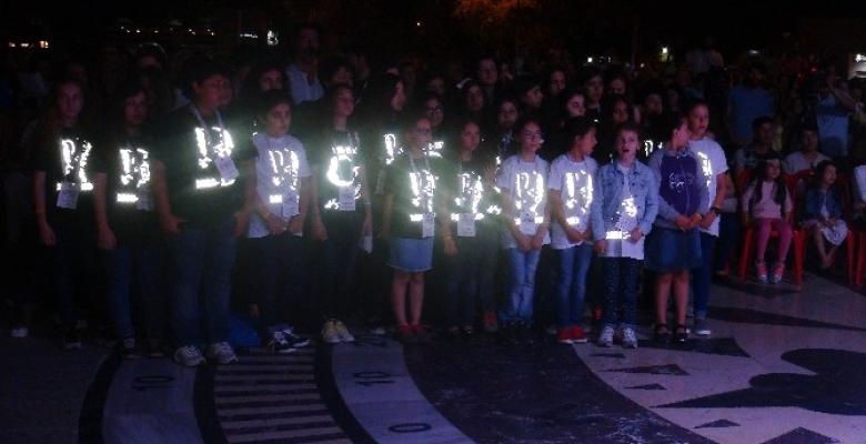 Korolar Festivali 100. Yıla Barış Şarkıları ile başladı