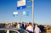Ağaköy'de Trafik Kazası