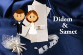 Didem & Samet Düğünümüze bekliyoruz.