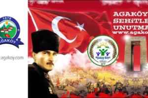 Ağaköy 18 Mart Çanakkale ŞEHİTLERİ Mevlidi Şerif