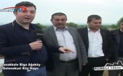 Ağaköy (Biga, Çanakkale – Rumeli Treni Bölüm 2)