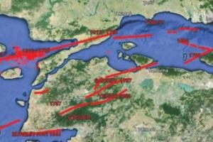 Biga İçin Korkutan Deprem Uyarısı