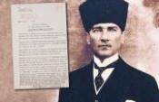 Atatürk'ün Filistin Açıklaması