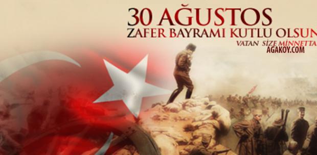 30 Ağustos Zafer Bayramımız Kutlu Olsun !!