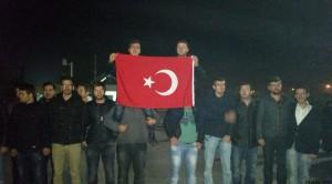 Ağaköy Askerlerini Uğurladı
